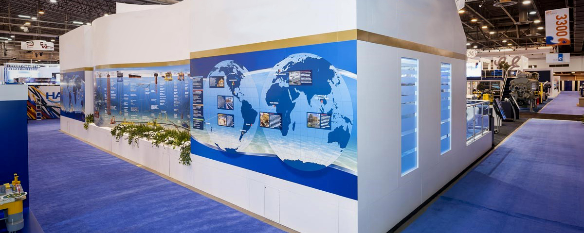 Trade show Graphics in Houston - inkDots Printing Solutions